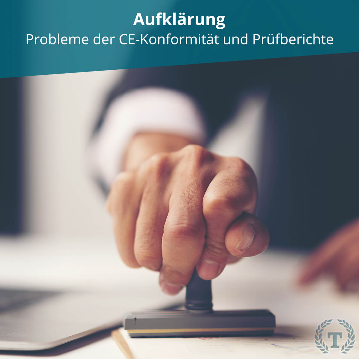 Probleme CE-Konformitätserklärungen und Prüfberichte